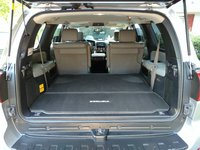 Picture of 2015 Toyota Sequoia Limited 4WD, interior