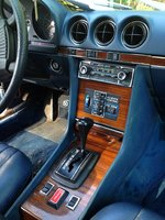 Picture of 1978 Mercedes-Benz SL-Class 450SL Roadster, interior