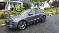 Picture of 2015 Porsche Macan Turbo, exterior