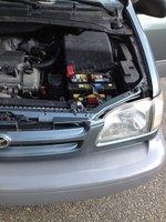 Picture of 1998 Toyota Sienna 4 Dr XLE Passenger Van, engine