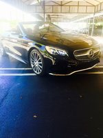 Picture of 2017 Mercedes-Benz S-Class Coupe S 550 Cabriolet, exterior