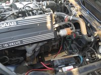 Picture of 1991 Saab 900 2 Dr S Hatchback, engine