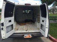 Picture of 2000 Dodge Ram Van 3 Dr 3500 Cargo Van Extended, interior