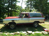 Picture of 1989 Dodge Ramcharger, exterior