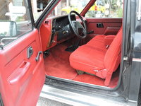 Picture of 1989 Ford Ranger XLT Standard Cab SB, interior