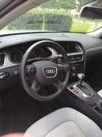 Picture of 2014 Audi A4 2.0T Premium, interior