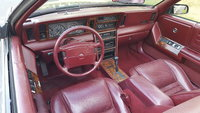 Picture of 1989 Chrysler Le Baron Premium Convertible, interior