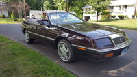 Picture of 1989 Chrysler Le Baron Premium Convertible, exterior