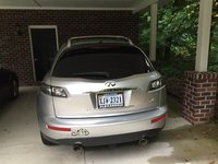 Picture of 2006 INFINITI FX45 AWD, exterior, gallery_worthy