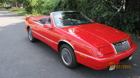 Picture of 1990 Chrysler Le Baron GT Convertible, exterior, gallery_worthy