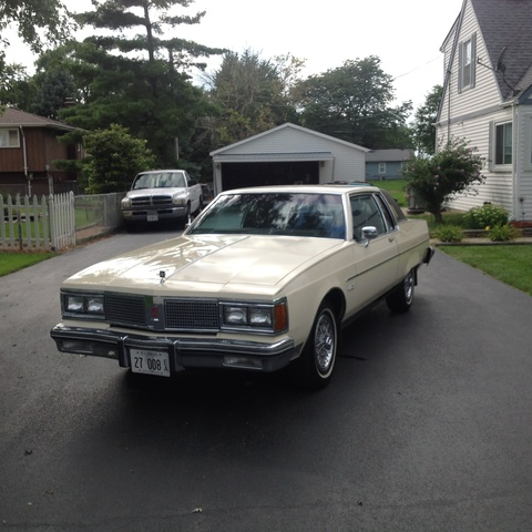 Picture of 1984 Oldsmobile Ninety-Eight