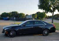 Picture of 2016 Cadillac CTS 2.0L Luxury, exterior