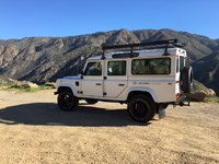 1987 Land Rover Defender Overview