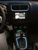 Picture of 2014 Dodge Avenger SXT, interior