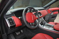 Picture of 2015 Land Rover Range Rover Sport V8 Autobiography 4WD, interior, gallery_worthy