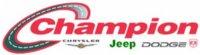 Champion Chrysler Dodge Jeep Ram logo