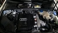 Picture of 2005 Audi A4 Avant 1.8T Quattro Special Edition, engine