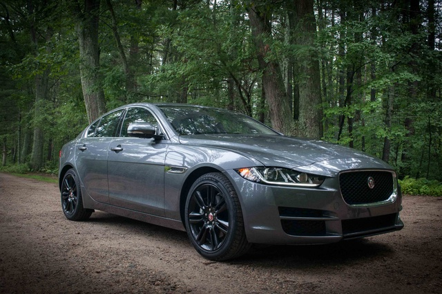 Porsche Approved Used >> 2017 Jaguar XE - Overview - CarGurus