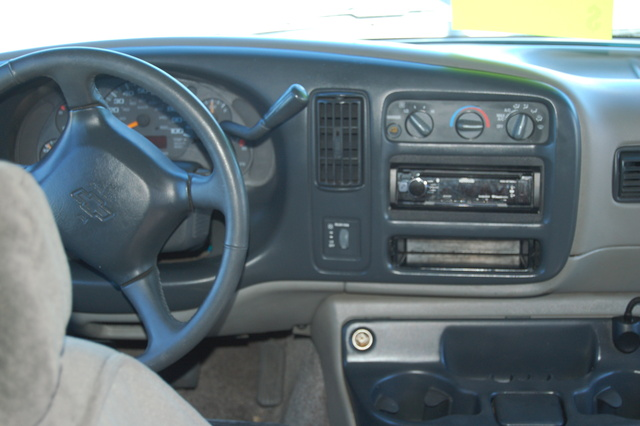 Picture of 1999 Chevrolet Express G1500 LS Passenger Van, interior