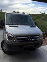 Picture of 2013 Mercedes-Benz Sprinter 2500 144 WB Passenger Van, exterior