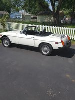 Picture of 1978 MG MGB Roadster, exterior