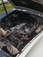 Picture of 1978 MG MGB Roadster, engine