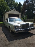 Picture of 1987 Lincoln Town Car Signature, exterior