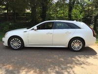 Picture of 2013 Cadillac CTS Sport Wagon 3.6L Premium AWD, gallery_worthy