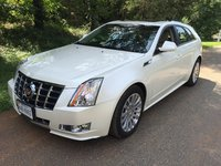 Picture of 2013 Cadillac CTS Sport Wagon 3.6L Premium AWD, exterior, gallery_worthy