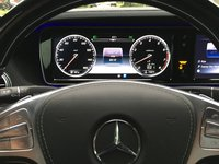 Picture of 2015 Mercedes-Benz S-Class S600, interior