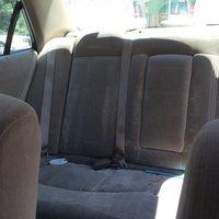 Picture of 1999 Honda Accord LX, interior