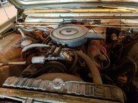 Picture of 1966 Plymouth Fury, engine