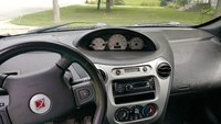 Picture of 2005 Saturn ION Red Line Quad Coupe, interior