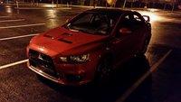 Picture of 2015 Mitsubishi Lancer Evolution GSR, exterior