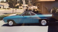 1971 Chevrolet El Camino Overview