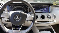 Picture of 2016 Mercedes-Benz S-Class Coupe S550 4MATIC, interior