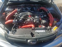 Picture of 2010 Subaru Impreza WRX Limited, engine