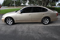 Picture of 2004 Lexus GS 300 Base, exterior