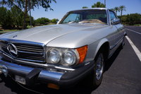 1979 Mercedes-Benz 450-Class Overview