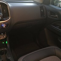 Picture of 2016 Chevrolet Colorado Z71 Crew Cab 5ft Bed, interior