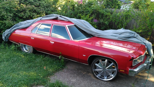Picture of 1976 Chevrolet Caprice, exterior, gallery_worthy