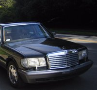 Picture of 1991 Mercedes-Benz 350-Class 4 Dr 350SDL Turbodiesel Sedan, exterior