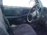 Picture of 2002 GMC Sonoma SLS Ext Cab 2WD, interior
