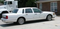 Picture of 1994 Lincoln Town Car Cartier