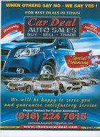 Car Deal Auto Sales logo