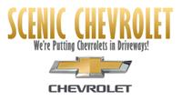 Scenic Chevrolet logo