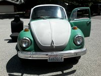 1974 Volkswagen Super Beetle Overview