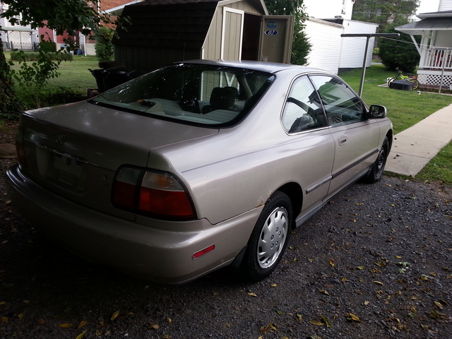 Picture of 1996 Honda Accord Coupe