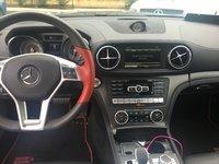 Picture of 2016 Mercedes-Benz SL-Class SL550, interior