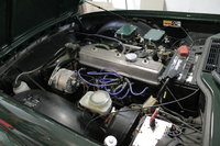 Picture of 1976 Triumph TR6, engine
